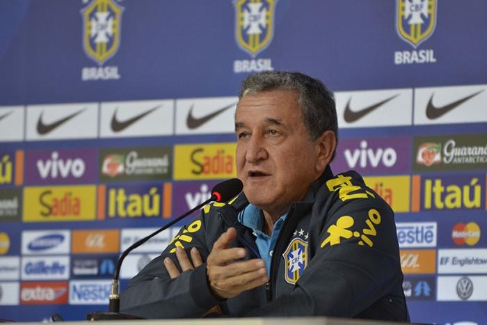 Ele será o comandante do time nacional no retorno da seleção brasileira de masters