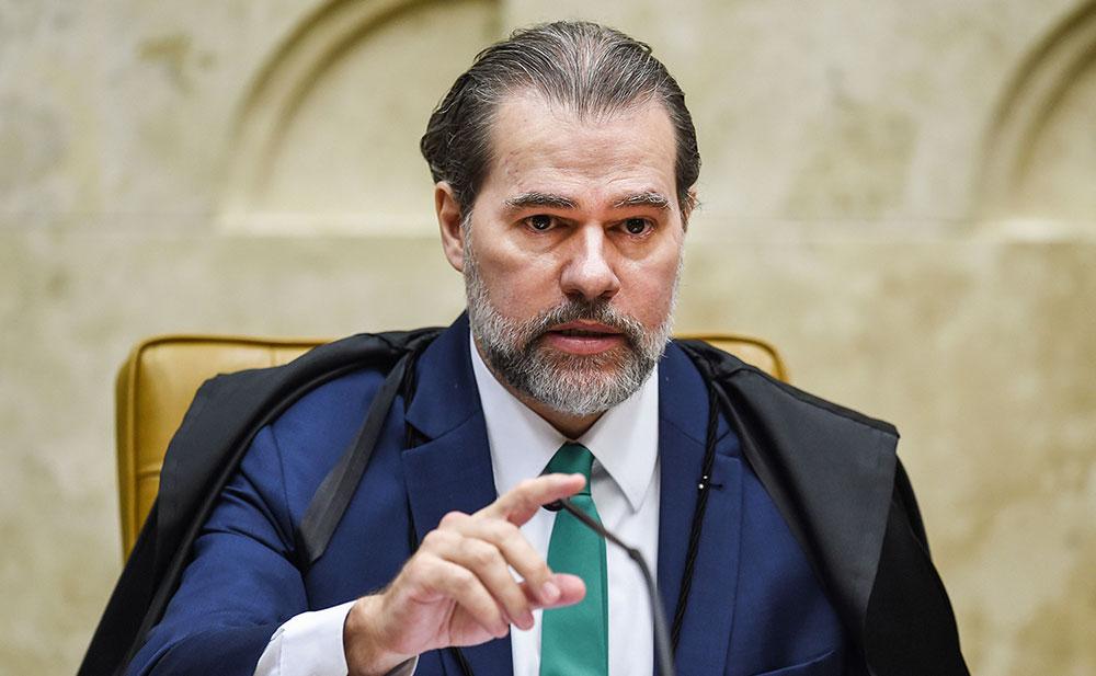 Presidente do STF acatou pedido de revisão feito pela União
