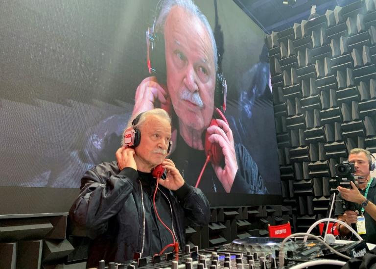 Compositor Giorgio Moroder revela trilha sonora que compôs para motores da FPTIndustrial