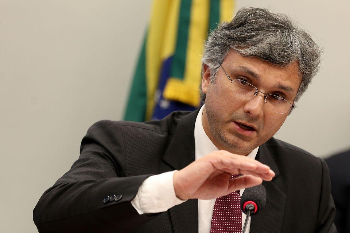 Esteves Colnago, assessor do ministro da Economia, Paulo Guedes