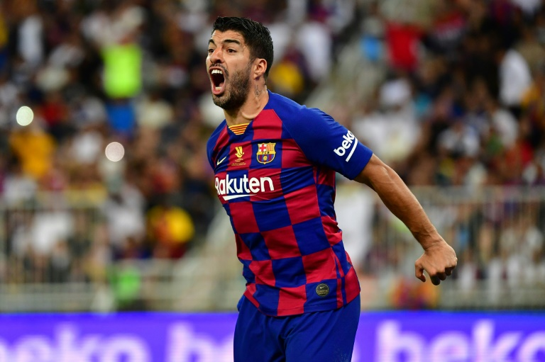 Suárez já havia sido submetido a uma cirurgia no menisco direito em maio de 2019