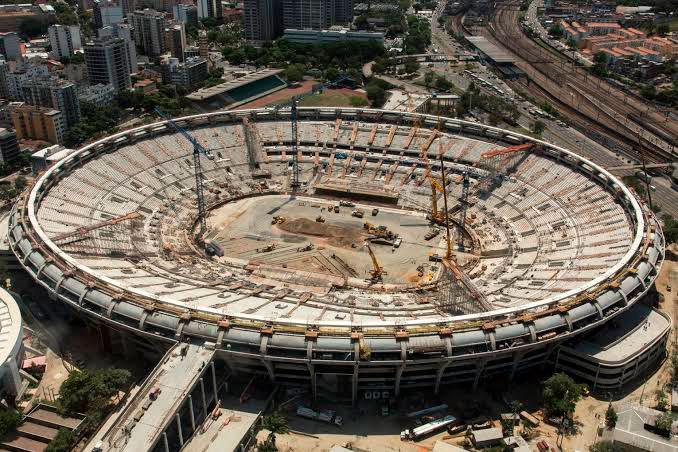 Patrimônio teria sido lesado nas obras de reforma do estádio para a realização da Copa das Confederações, em 2013, e da Copa do Mundo, em 2014.