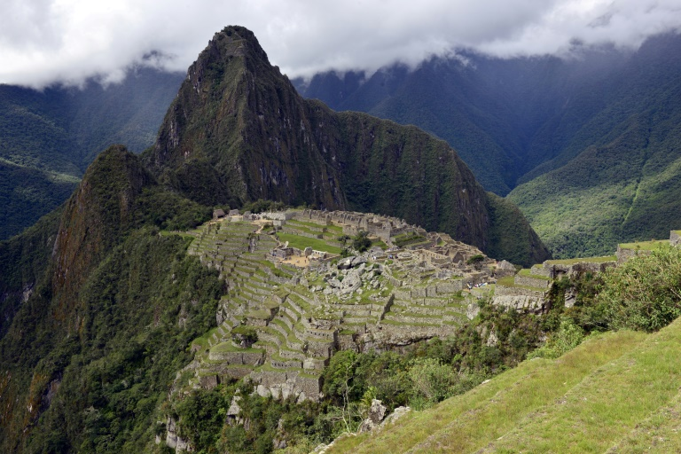 (Arquivo) Machu Picchu