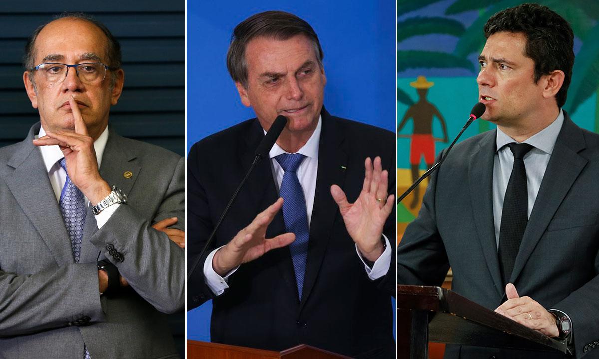Gilmar disse que ida de Moro para o governo Bolsonaro poderia validar acusações de suspeição do então juiz federal