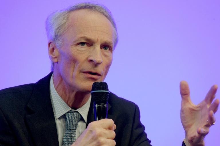 O presidente da Renault Jean-Dominique Senard, em 2 de dezembro de 2019 em Paris