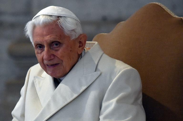 O Papa emérito, Bento XVI