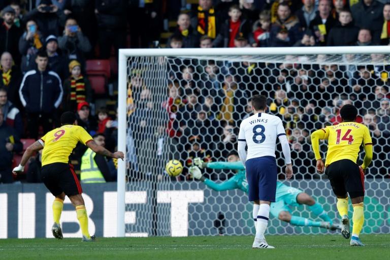 Tottenham Fica No 0 A 0 Com Watford E Estaciona Na Tabela Da Premier League