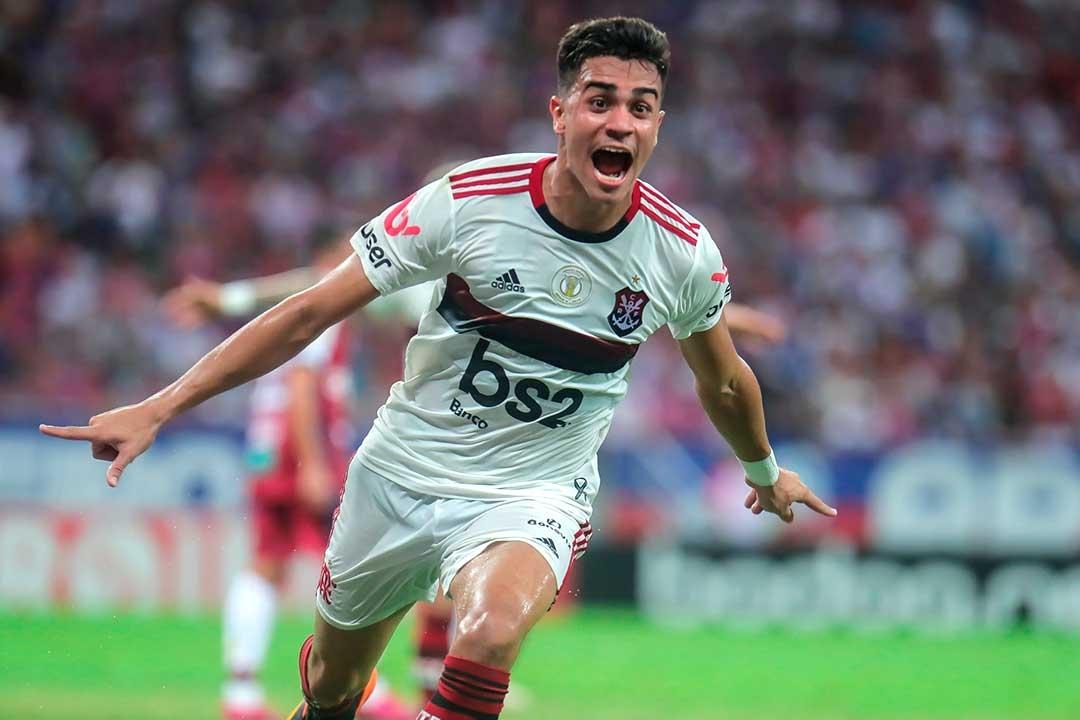 Cobiçado por vários grandes clubes europeus, Reinier acabou seduzido pela proposta do Real Madrid