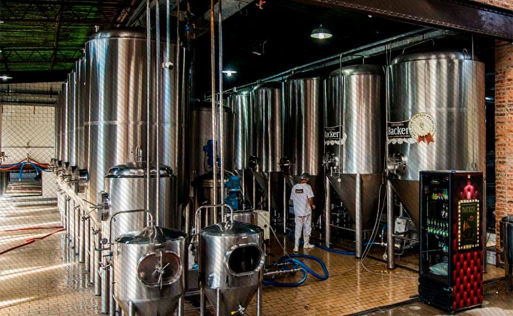 Ministério da Agricultura interditou várias marcas da cervejaria mineira