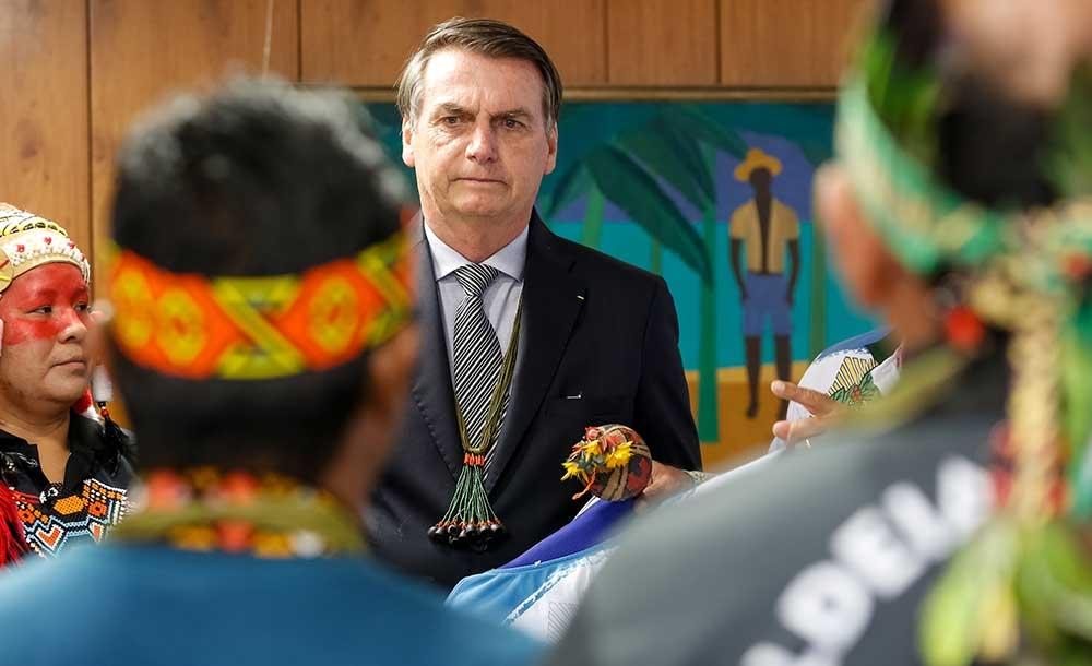 Governo Bolsonaro colocou o linhão de energia em Roraima como uma de suas prioridades,