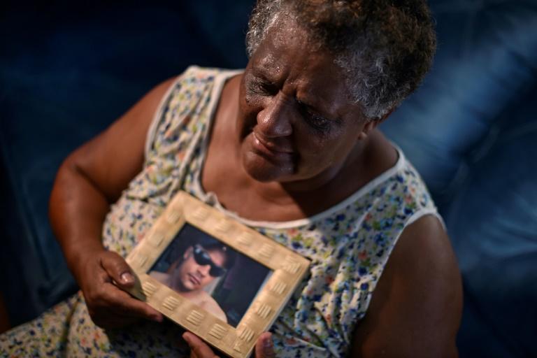 Malvina Firmino Nunes perdeu seu filho na tragédia em Brumadinho