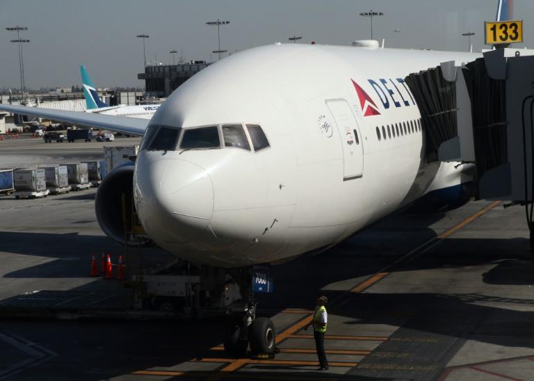 (Arquivo) Aeronave da Delta Airlines