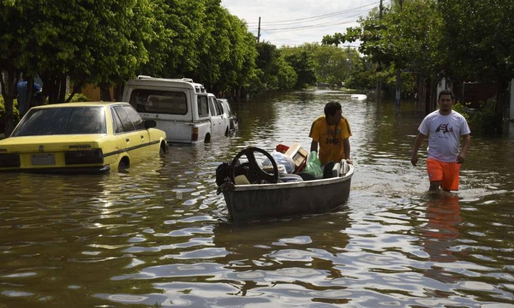 Municípios do norte fluminense sofrem com inundações