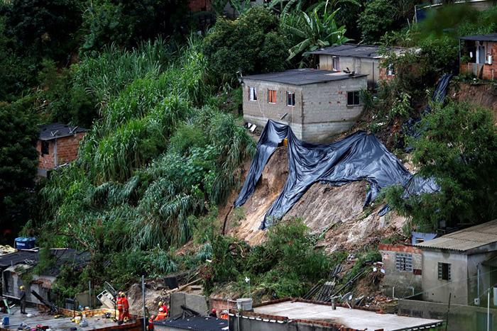 Governo federal aguarda levantamento dos danos para liberar recursos