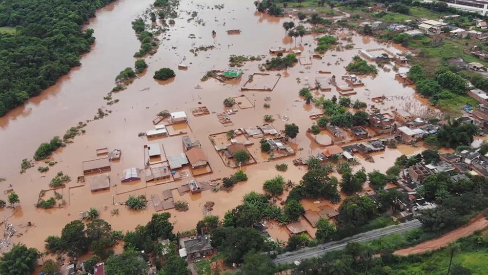 Risco de fortes chuvas faz com que as barragens continuem em estado de alerta