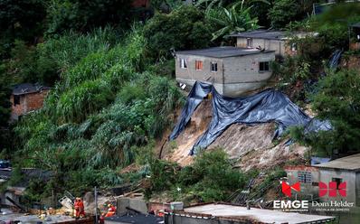 O estado tem 101 municípios em situação de emergência. (REUTERS/Cristiane Mattos)