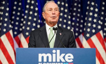 Pré-candidato democrata Michael Bloomberg (Joshua Roberts/RT)
