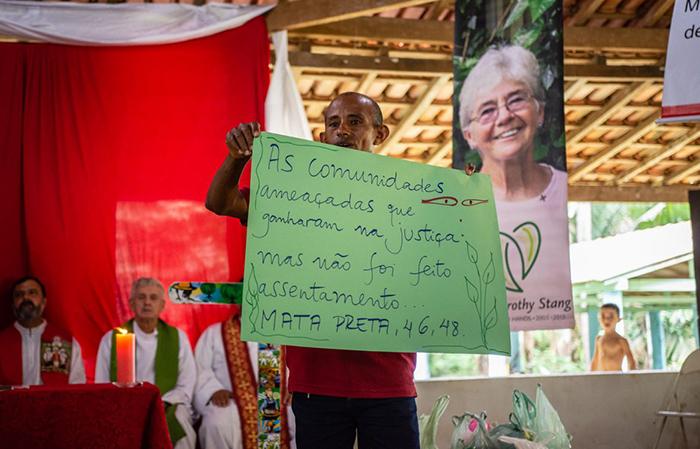 Irmã Dorothy fez trabalho missionário no Brasil por cerca de 40 anos. Ela foi assassinada em 12 de fevereiro de 2005