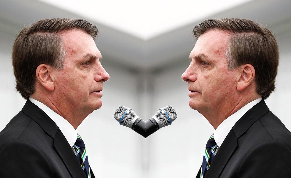 Um amigo de Bolsonaro o define como um lutador de box solitário, em um ringue