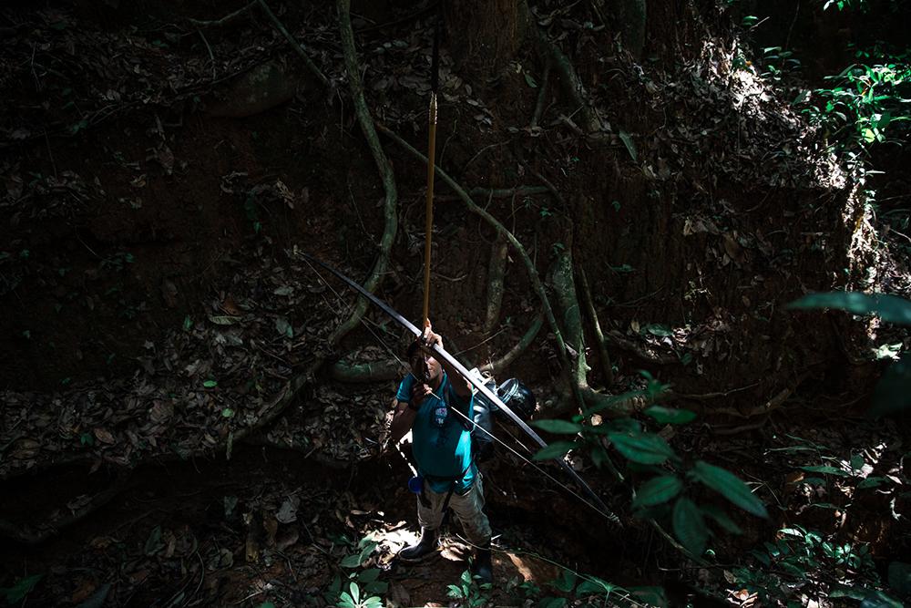 Imagem da Expedição Yanomami Okrapomai