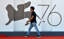 A 77ª edição do Festival de Veneza será realizada de 2 a 12 de setembro. (Arquivos/AFP)