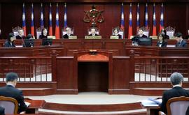 Taiwan legalizou o casamento entre pessoas do mesmo sexo no ano passado, após uma decisão de 2017 do tribunal constitucional (Arquivos/AFP)