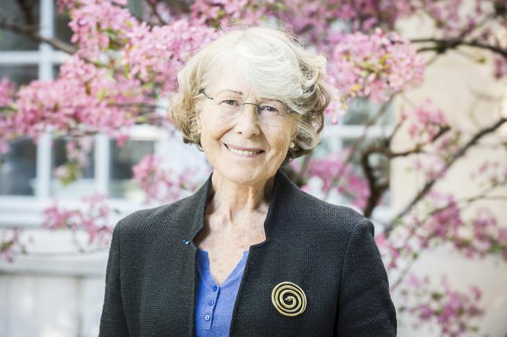 Anne Soupa, co-fundadora da associação