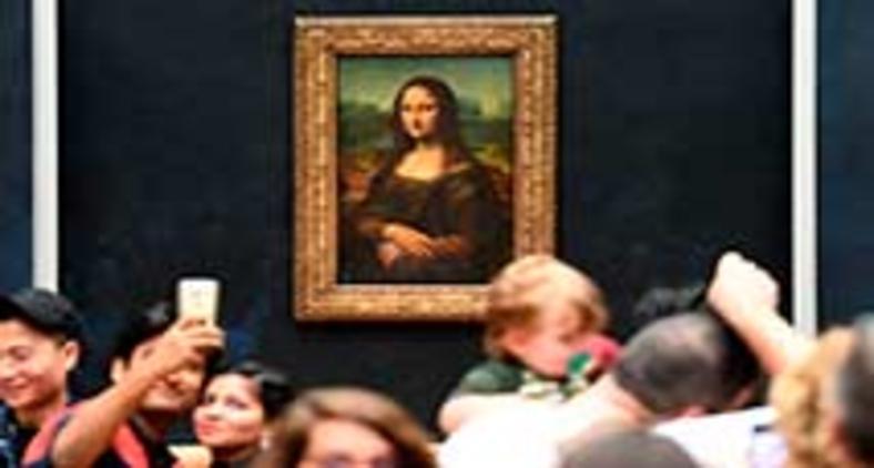 Quando será possível apreciar obras de arte públicas? E como? (Eric Feferberg/AFP)