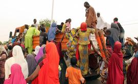 """""""As raízes desta crise não são apenas econômicas e financeiras, mas, sobretudo, de natureza moral"""", afirmou Dom Jurkovic (AFP)"""