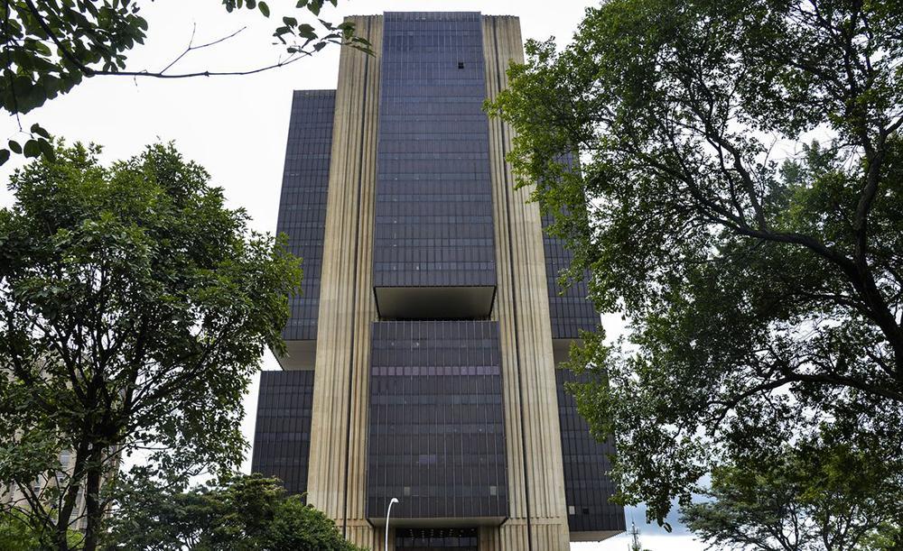 Prédio do Banco Central