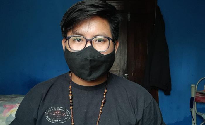 Pedro Costa, indígena Tukano, contraiu o coronavírus em março e perdeu a mãe na pandemia em Manaus
