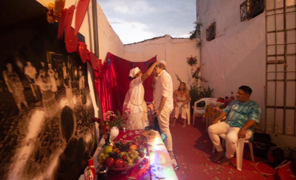 Vovó Maria Preta Seringueira de Tepetecó. Preta Velha na Casa Solar da Cabocla Jacira