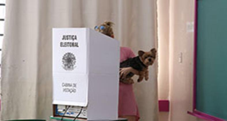 No Brasil uma parcela do povo parece não se importar com os rumos do país (Rovena Rosa/Agência Brasil)