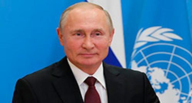 Putin quer alterar a constituição do país (Mikhail Klimentyev/Sputnik/AFP)