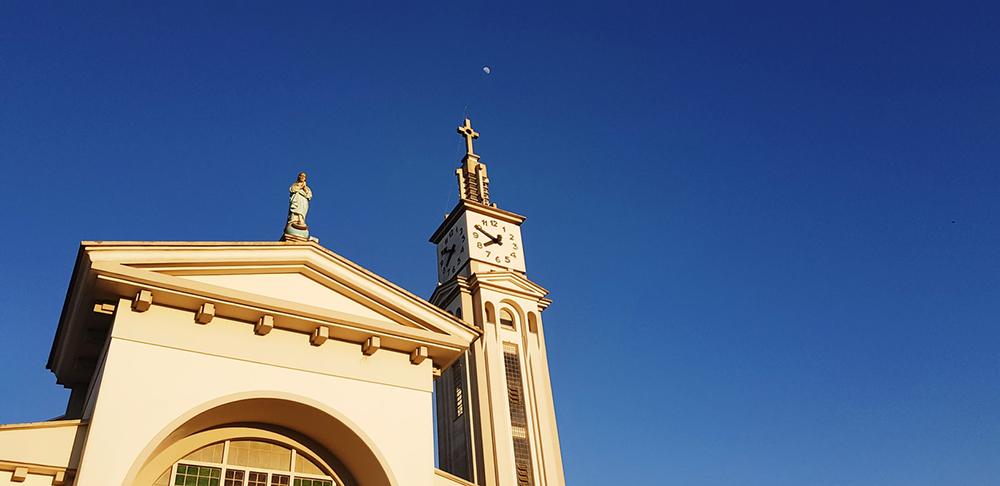 O Cristo, que faz novas todas as coisas, deve ser o horizonte pelo qual os cristãos e cristãs constroem o mundo