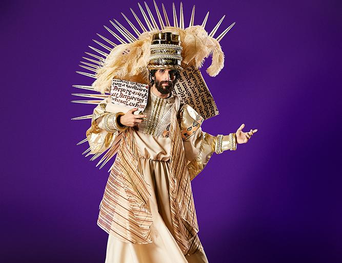 Evangelizar talvez seja o propósito da Estação Primeira de Mangueira, com seu samba que este ano canta esse Jesus