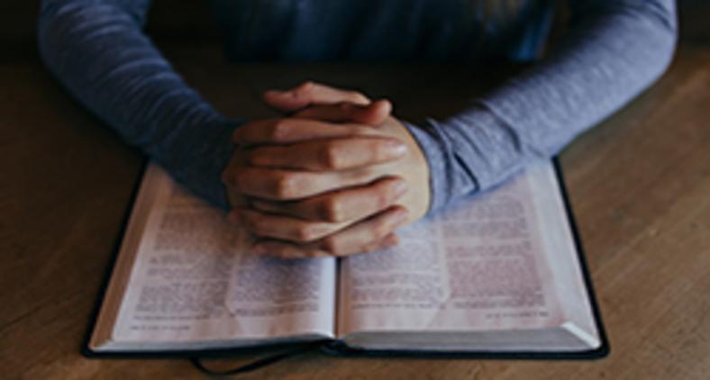 Silêncio interior é condição para a profecia não morrer (Unsplash/ Patrick Fore)
