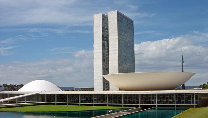 O presidente da Câmara, Rodrigo Maia (DEM-RJ), afirmou que sua gestão dá prioridade a projetos da própria Casa,