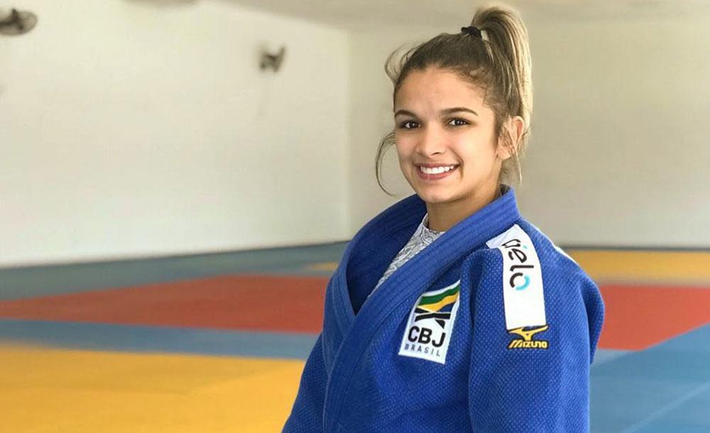 No ano passado, a atleta de 20 anos foi a brasileira que mais conquistou medalhas - nove ao todo.