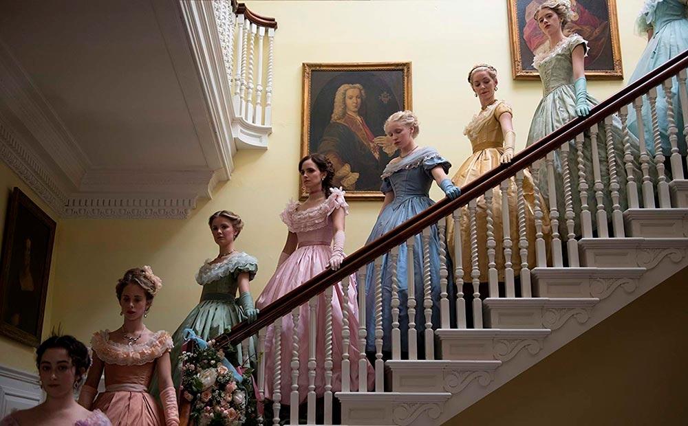 Cena de 'Adoráveis mulheres', da diretora Greta Gerwig, concorre a melhor filme, mas não ao prêmio de melhor diretora