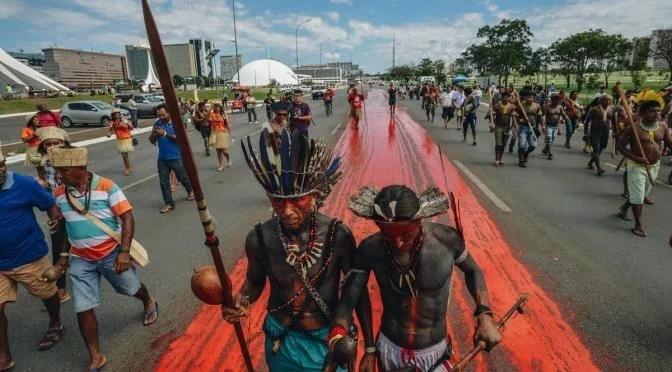 O governo brasileiro: ideologia, pressupostos e concepções genocidas sobre os povos indígenas