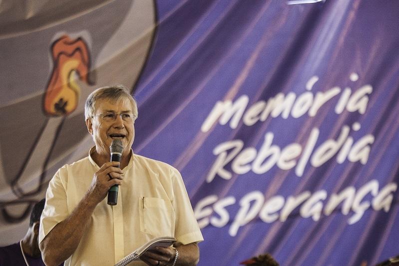 Dom Enemésio foi presidente da Comissão Pastoral da Terra e da Comissão Episcopal Pastoral Especial para o Enfrentamento ao Tráfico Humano