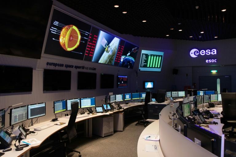 A bordo foram 10 instrumentos científicos, totalizando 209 quilos de carga útil