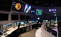A bordo foram 10 instrumentos científicos, totalizando 209 quilos de carga útil (AFP)