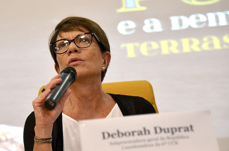 Nota técnica elaborada por Duprat vai embasar debate no Congresso