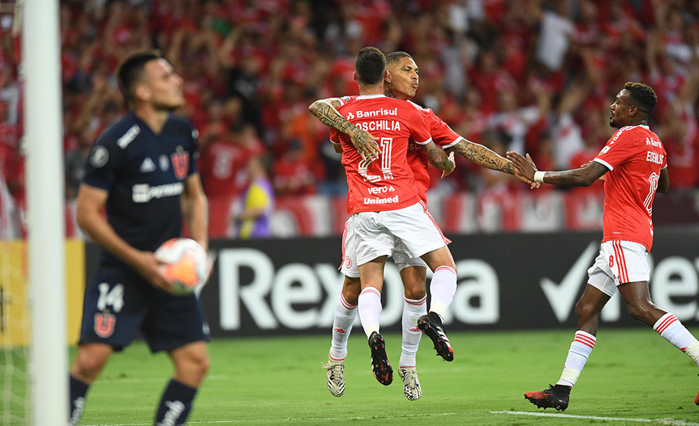 Agora, a equipe brasileira espera a definição entre Tolima-COL e Macará-EQU para conhecer seu próximo adversário.