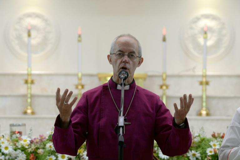 O arcebispo de Canterbury, Justin Welby, disse aos clérigos que