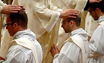 Questão da ordenação de casados deverá ser trabalhada agora com o papa, nas instâncias da Santa Sé (Vatican Media)