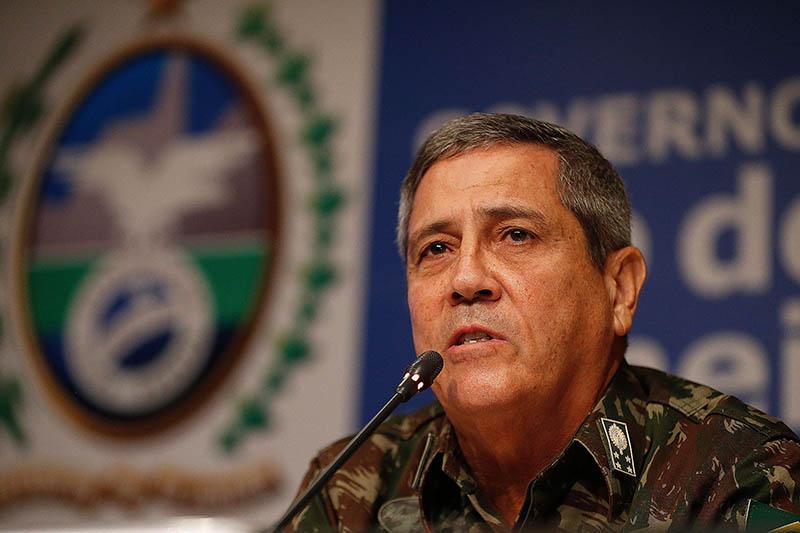 Presidente convidou o general Braga Netto para assumir  a Casa Civil