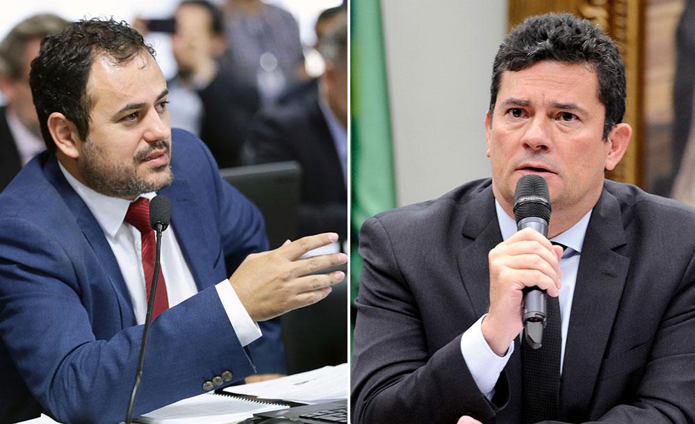 """""""Sabem por que os senhores ficam inquietos? Porque querem que a milícia no Brasil não seja devidamente apontada como crime organizado"""